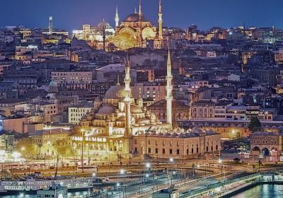 istanbul-noć